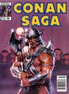 Cover for Conan Saga (Marvel, 1987 series) #22