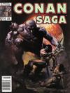 Cover for Conan Saga (Marvel, 1987 series) #23
