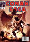 Cover for Conan Saga (Marvel, 1987 series) #24