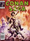 Cover for Conan Saga (Marvel, 1987 series) #26