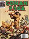 Cover for Conan Saga (Marvel, 1987 series) #27