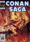 Cover for Conan Saga (Marvel, 1987 series) #30