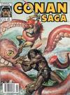 Cover for Conan Saga (Marvel, 1987 series) #31