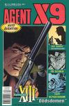 Cover for Agent X9 (Egmont, 1997 series) #4/1998
