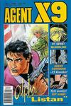 Cover for Agent X9 (Egmont, 1997 series) #1/2000