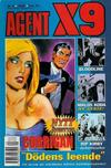 Cover for Agent X9 (Egmont, 1997 series) #9/2000