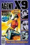 Cover for Agent X9 (Egmont, 1997 series) #10/2000