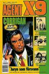 Cover for Agent X9 (Egmont, 1997 series) #1/2001