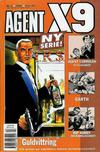 Cover for Agent X9 (Egmont, 1997 series) #4/2001