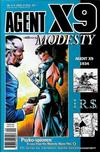 Cover for Agent X9 (Egmont, 1997 series) #9/2001