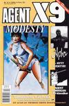 Cover for Agent X9 (Egmont, 1997 series) #12/2002