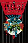 Cover for Justice League of America Archives (DC, 1992 series) #1