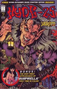 Cover Thumbnail for HYDE-25 (Harris Comics, 1995 series) #0