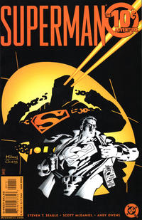 Cover Thumbnail for Superman 10-Cent Adventure (DC, 2003 series) #1