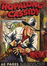 Cover Thumbnail for Hopalong Cassidy (Fawcett, 1946 series) #2