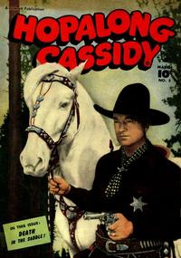 Cover Thumbnail for Hopalong Cassidy (Fawcett, 1946 series) #5