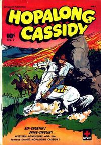 Cover Thumbnail for Hopalong Cassidy (Fawcett, 1946 series) #7