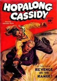 Cover Thumbnail for Hopalong Cassidy (Fawcett, 1946 series) #37