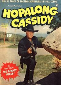 Cover Thumbnail for Hopalong Cassidy (Fawcett, 1946 series) #46