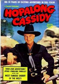 Cover Thumbnail for Hopalong Cassidy (Fawcett, 1943 series) #49