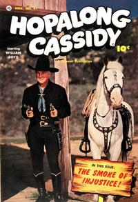 Cover Thumbnail for Hopalong Cassidy (Fawcett, 1946 series) #61