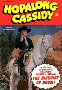 Cover for Hopalong Cassidy (Fawcett, 1946 series) #68
