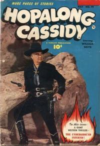 Cover Thumbnail for Hopalong Cassidy (Fawcett, 1946 series) #79