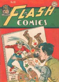 Cover Thumbnail for Flash Comics (DC, 1940 series) #80