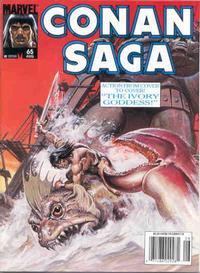 Cover Thumbnail for Conan Saga (Marvel, 1987 series) #65