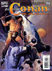 Cover Thumbnail for Conan Saga (Marvel, 1987 series) #79