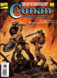 Cover Thumbnail for Conan Saga (Marvel, 1987 series) #86