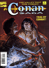 Cover Thumbnail for Conan Saga (Marvel, 1987 series) #90