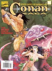 Cover Thumbnail for Conan Saga (Marvel, 1987 series) #91