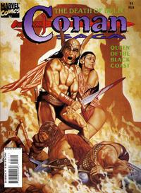 Cover Thumbnail for Conan Saga (Marvel, 1987 series) #95
