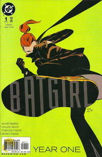 Cover Thumbnail for Batgirl Year One (DC, 2003 series) #1