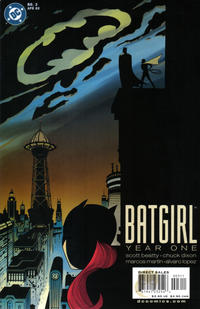 Cover Thumbnail for Batgirl Year One (DC, 2003 series) #3