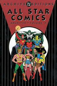 Cover Thumbnail for All Star Comics Archives (DC, 1991 series) #2