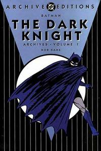 Cover Thumbnail for Batman: The Dark Knight Archives (DC, 1992 series) #1