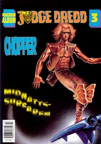 Cover Thumbnail for Magnum album (Atlantic Förlags AB, 1990 series) #3 - Chopper – Midnattssurfaren