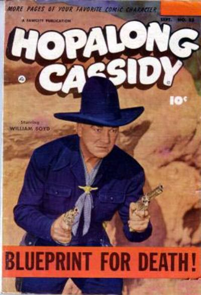 Cover for Hopalong Cassidy (Fawcett, 1946 series) #83