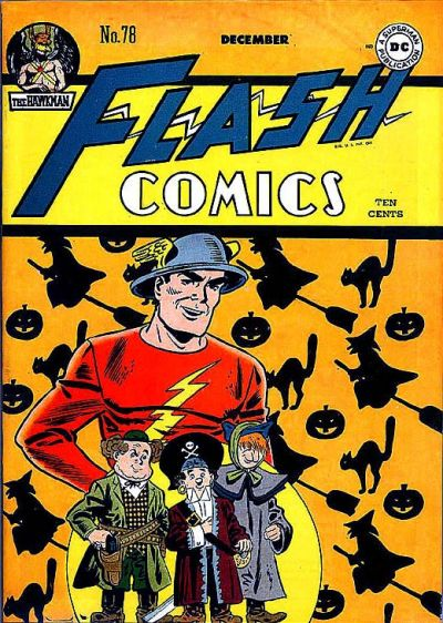 Cover for Flash Comics (DC, 1940 series) #78