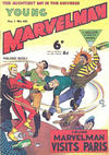 Cover for Young Marvelman (L. Miller & Son, 1954 series) #60