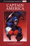 Cover for Marvel - Die Superhelden-Sammlung (Hachette [DE], 2017 series) #7 - Captain America