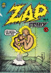Cover Thumbnail for Zap Comix (1969 series) #0 [Fourth Printing - 35¢]