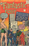 Cover for Fantastic Four (Marvel, 1961 series) #9 [British]