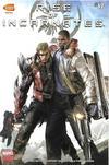 Cover for Rise of Incarnates (Marvel, 2014 series) #17