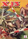 Cover for X-13 Agent Secret (Impéria, 1960 series) #2