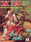 Cover for X-13 Agent Secret (Impéria, 1960 series) #4