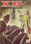 Cover for X-13 Agent Secret (Impéria, 1960 series) #5