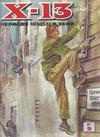 Cover for X-13 Agent Secret (Impéria, 1960 series) #9